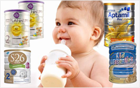 Mách mẹ cách pha sữa cho bé sơ sinh chuẩn nhất